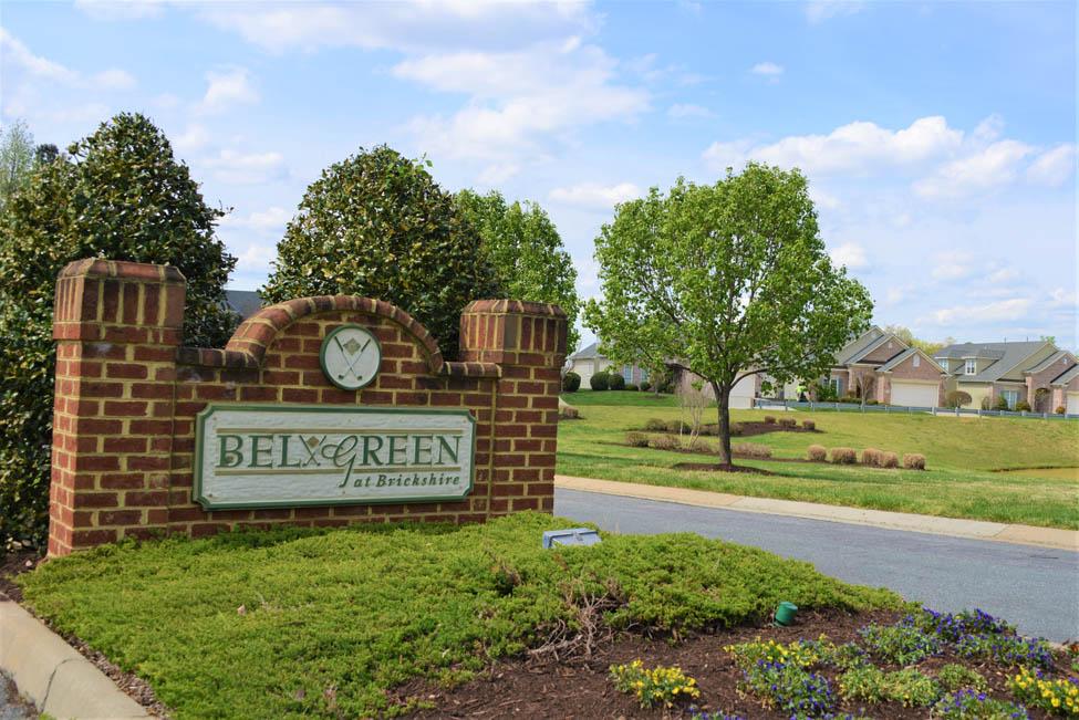 Bel Green 55+ Neighborhood in Brickshire