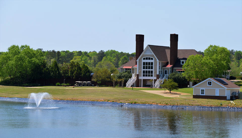 Brickshire Golf Course Club House