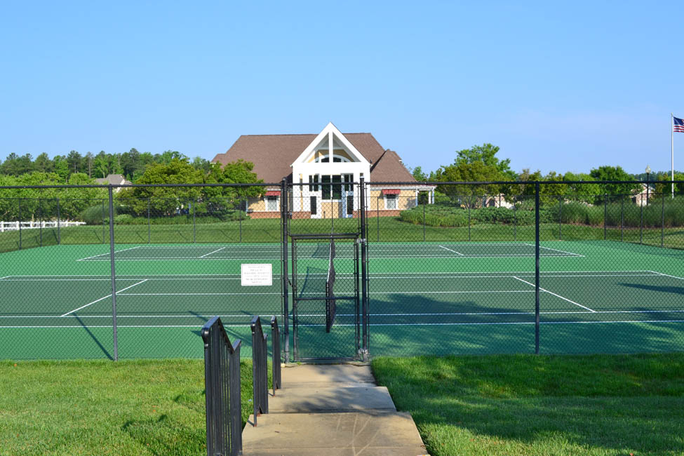 Brickshire Tennis Courts and Fitness Center